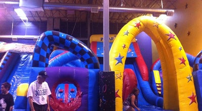 Photo of Tourist Attraction Pump it Up at 3200 W Sunset Rd, Las Vegas, NV 89118, United States