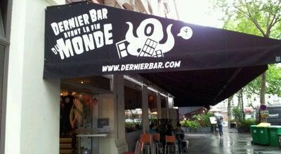 Photo of Bar Le Dernier Bar avant la Fin du Monde at 19 Avenue Victoria, Paris 75001, France