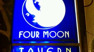Photo of American Restaurant Four Moon Tavern at 1847 W Roscoe St, Chicago, IL 60657, United States