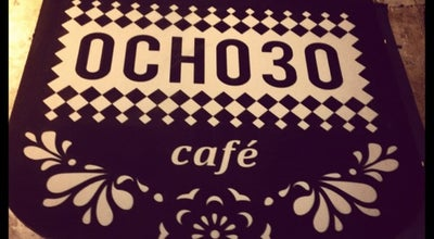 Photo of Cafe OCHO30 at 3 Poniente 101 A, San Andrés Cholula 72810, Mexico