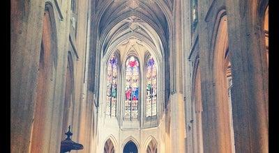 Photo of Church Eglise Saint Gervais Saint Protais at 1 Place Saint Gervais, Paris 75004, France