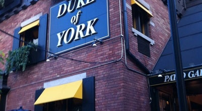 Photo of Pub Duke of York at 39 Prince Arthur Ave., Toronto, ON M5R 1B2, Canada