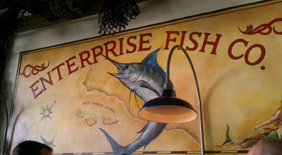 Photo of American Restaurant Enterprise Fish Co. - Santa Barbara at 225 State Street, Santa Barbara, CA 93101, United States