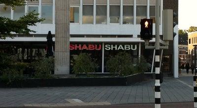 Photo of Sushi Restaurant Shabu Shabu at Utrechtseweg 29-31, Amersfoort 3811 NA, Netherlands