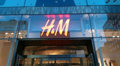Photo of Clothing Store H&M at 150 E 86th St, New York, NY 10028, United States