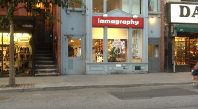 Photo of Other Venue Lomography at 41 W 8th St, New York, NY 10011