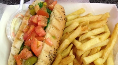 Photo of American Restaurant Mel's Hot Dogs at 4136 E Busch Blvd, Tampa, FL 33617, United States