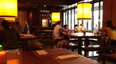 Photo of Asian Restaurant Busaba Eathai at Westfield Shepherd's Bush, London W12 7GA, United Kingdom