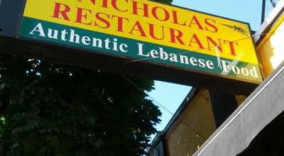Photo of Middle Eastern Restaurant Nicholas' Restaurant at 318 Se Grand Ave, Portland, OR 97214, United States