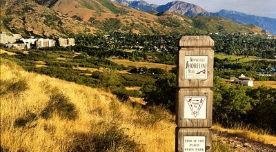 Photo of Trail Shoreline Trail at 2601 E Sunnyside Ave, Salt Lake City, UT 84108, United States