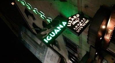 Photo of Mexican Restaurant Iguana NYC at 240 W 54th St, New York, NY 10019, United States