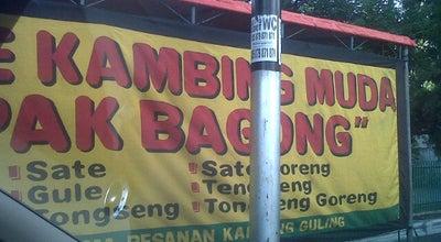 Photo of Steakhouse Sate Kambing Pak Bagong at Jl. Veteran, Klaten, Indonesia