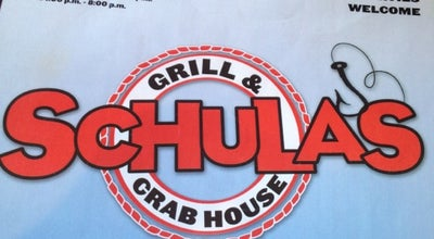 Photo of Pub Schula's Grill and Crab at 11205 John F. Kennedy Drive, Hagerstown, MD 21742, United States
