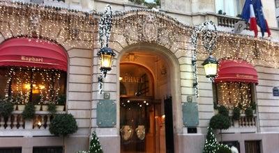 Photo of Hotel Hotel Raphael at 17 Avenue Kleber, Paris 75116, France
