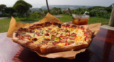 Photo of Pizza Place 花人逢 Pizza in the Sky at 山里1153-2, 国頭郡本部町 905-0219, Japan
