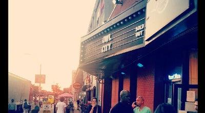 Photo of Rock Club Paradise Rock Club at 967 Commonwealth Ave, Boston, MA 02215, United States