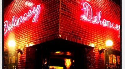 Photo of Italian Restaurant Delancey at 5936 W Sunset Blvd, Los Angeles, CA 90028, United States