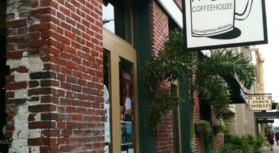 Photo of Coffee Shop MOD Coffee & Tea House at 2126 Post, Galveston, TX 77550, United States