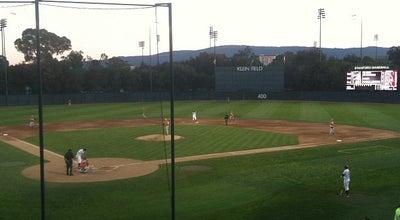 Photo of College Baseball Diamond Klein Field at Sunken Diamond at 151 Sam Mcdonald Mall, Stanford, CA 94305, United States