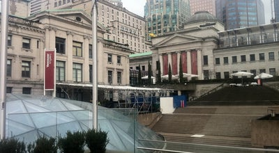 Photo of Plaza Robson Square at 800 Robson St, Vancouver, BC V6Z 3B7, Canada