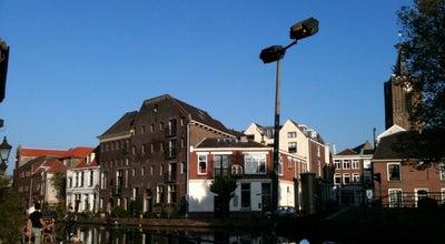 Photo of Modern European Restaurant Cafe Sjiek at Oude Sluis 17, Schiedam 3111 PK, Netherlands