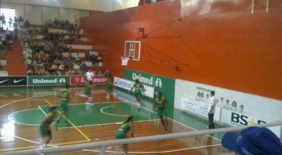 Photo of Basketball Court Quadra Poliesportiva at Centro Cívico, Americana, Brazil