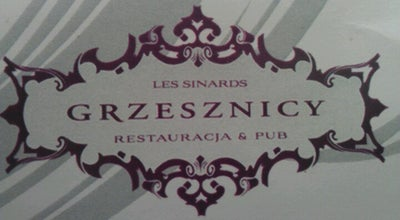 Photo of Modern European Restaurant Grzesznicy at Ul. 3 Maja 7, Rzeszow 35-030, Poland