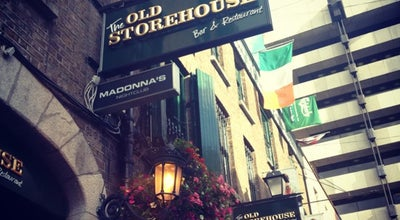 Photo of Nightclub The Old Storehouse at Temple Bar 3 Crown Alley, Dublin 2, Ireland