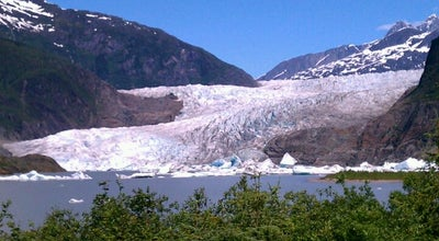 Photo of Scenic Lookout Mendenhall Glacier at Juneau Ranger District, 8510 Mendenhall Loop Road, Juneau, AK 99801, United States