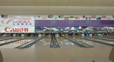 Photo of Bowling Alley Sunway Mega Lanes at Sunway Pyramid Shopping Mall, Petaling Jaya 46150, Malaysia
