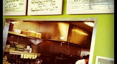 Photo of American Restaurant Cafe 15 at 597 15th St, Oakland, CA 94612, United States