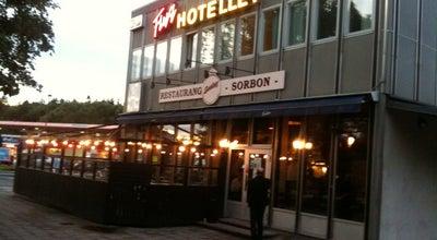 Photo of Bar Sorbonne Restaurang at Kvarnbacksvägen 135, Bromma 168 74, Sweden