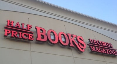 Photo of Bookstore Half Price Books at 711 N Highway 67, Cedar Hill, TX 75104, United States