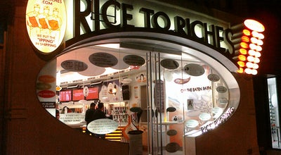 Photo of Restaurant Rice To Riches at 37 Spring St, New York, NY 10012, United States