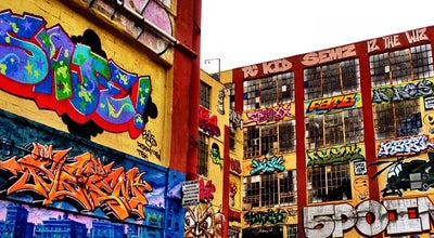 Photo of Art Gallery 5 Pointz at 4623 Crane St, Long Island City, NY 11101, United States