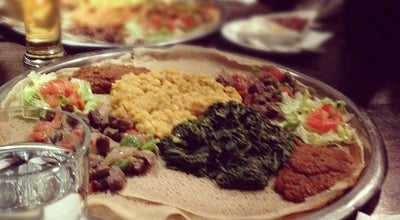 Photo of African Restaurant Mosob Restaurant at Westbourne Park 339 Harrow Road, London W9 3RB, United Kingdom