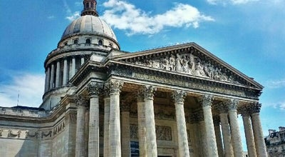 Photo of Monument / Landmark Pantheon at Place Du Pantheon, Paris 75005, France