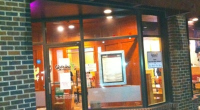 Photo of Mexican Restaurant Qdoba Mexican Grill at 100 W Franklin St, Chapel Hill, NC 27516