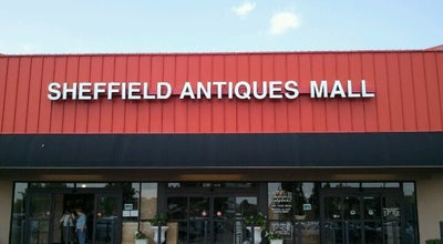 Photo of Other Venue Sheffield Antiques Mall at 684 W Poplar Ave, Collierville, TN 38017
