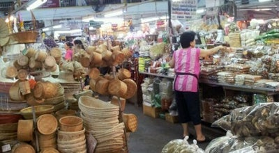 Photo of Market ตลาดต้นลำไย at ถนนวิชชานนท์, Chiang Mai 50000, Thailand