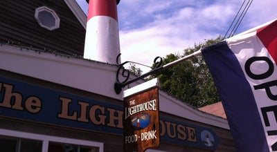 Photo of American Restaurant Lighthouse Restaurant at 317 Main St, Wellfleet, MA 02667, United States