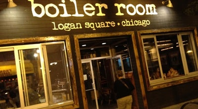 Photo of American Restaurant Boiler Room at 2210 N California Ave, Chicago, IL 60647, United States