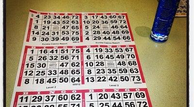 Photo of Casino Eureka Casino Bingo Room at 275 Mesa Blvd, Mesquite, NV 89027, United States