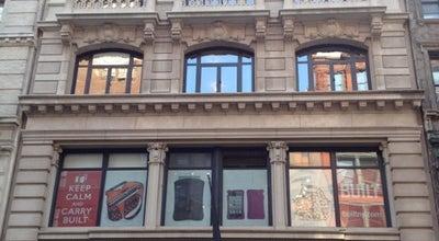 Photo of Clothing Store Club Monaco at 520 Broadway, New York, NY 10012