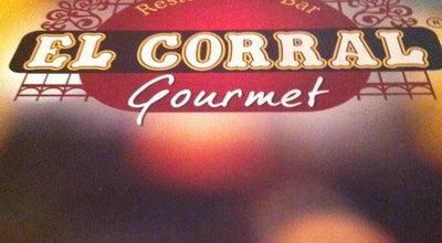 Photo of American Restaurant El Corral Gourmet Calle 93 at Calle 93a No. 12 - 57, Local 3 Y 4, Bogota, Colombia