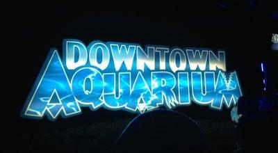 Photo of Aquarium Downtown Aquarium at 410 Bagby St, Houston, TX 77002, United States