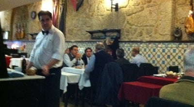 Photo of Portuguese Restaurant Abadia do Porto at R. Ateneu Comercial Do Porto, 22-24, Porto 4000-380, Portugal