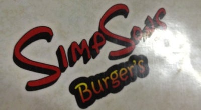 Photo of Burger Joint Simpsons Burger's at Mexico