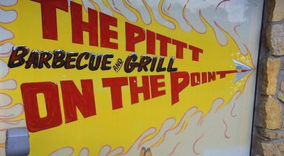 Photo of BBQ Joint Pitt Barbeque & Grill at 425 Dr Martin Luther King Jr Blvd, Anderson, IN 46016, United States