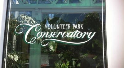 Photo of Park Volunteer Park Conservatory at 1402 E. Galer, Seattle, WA 98112, United States